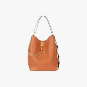 Givenchy Chestnut GV Bucket Bag