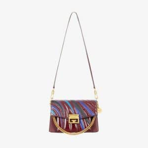 Givenchy Eggplant Patchwork GV3 Bag