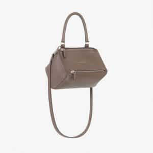 Givenchy Grey Small Pandora Bag
