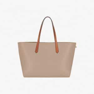 Givenchy Linen GV Shopper Tote Bag