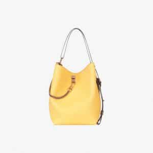 Givenchy Yellow GV Bucket Bag