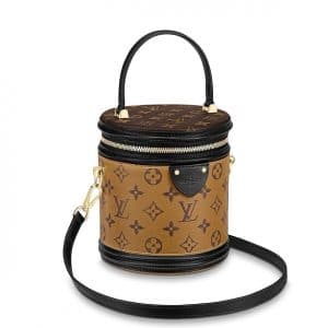 Louis Vuitton Monogram Reverse Vanity Bag