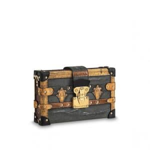 Louis Vuitton Time Trunk Petite Malle Bag