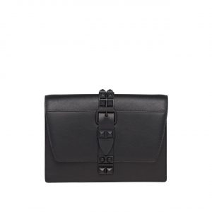 Prada Black Elektra Small Shoulder Bag