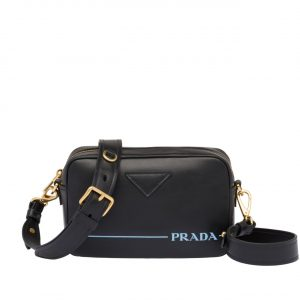 Prada Black Mirage Shoulder Bag