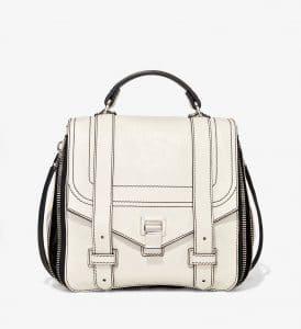 Proenza Schouler Clay PS1+ Zip Backpack Bag