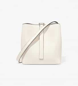 Proenza Schouler Clay/Black Crossbody Frame Bag