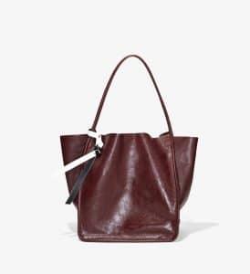 Proenza Schouler Cordovan L Tote Bag