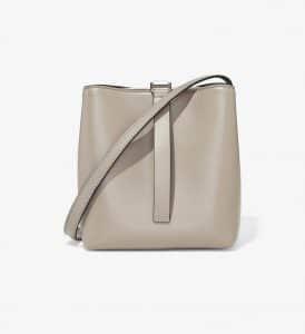 Proenza Schouler Dark Taupe Crossbody Frame Bag
