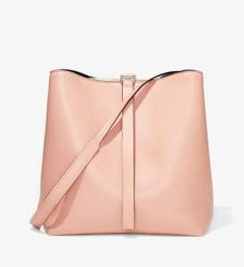 Proenza Schouler Deep Blush Frame Shoulder Bag