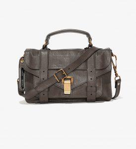 Proenza Schouler Smoke PS1 Tiny Bag