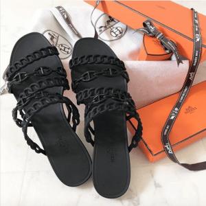 Hermes Nude Sandals