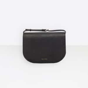 Balenciaga Black Ville Day Bag S