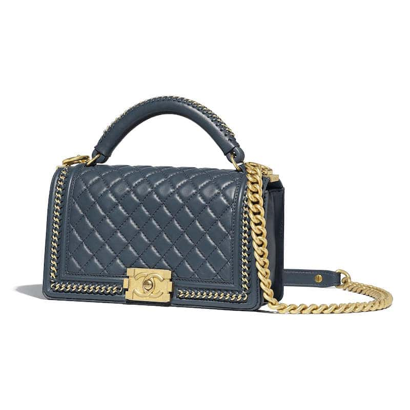 cff5b4eb7f21bb Chanel Fall/Winter 2018 Act 1 Bag Collection | Page 3 of 3 | Spotted ...