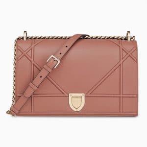 Dior Pink Diorama Bag