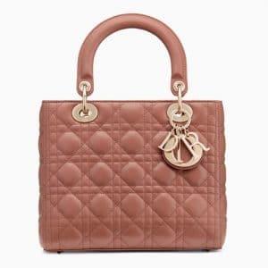 Dior Pink Lady Dior Bag