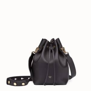 Fendi Black Mon Tresor Bag