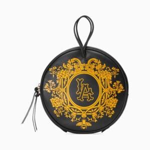Gucci Black LA Dodgers Backpack Bag