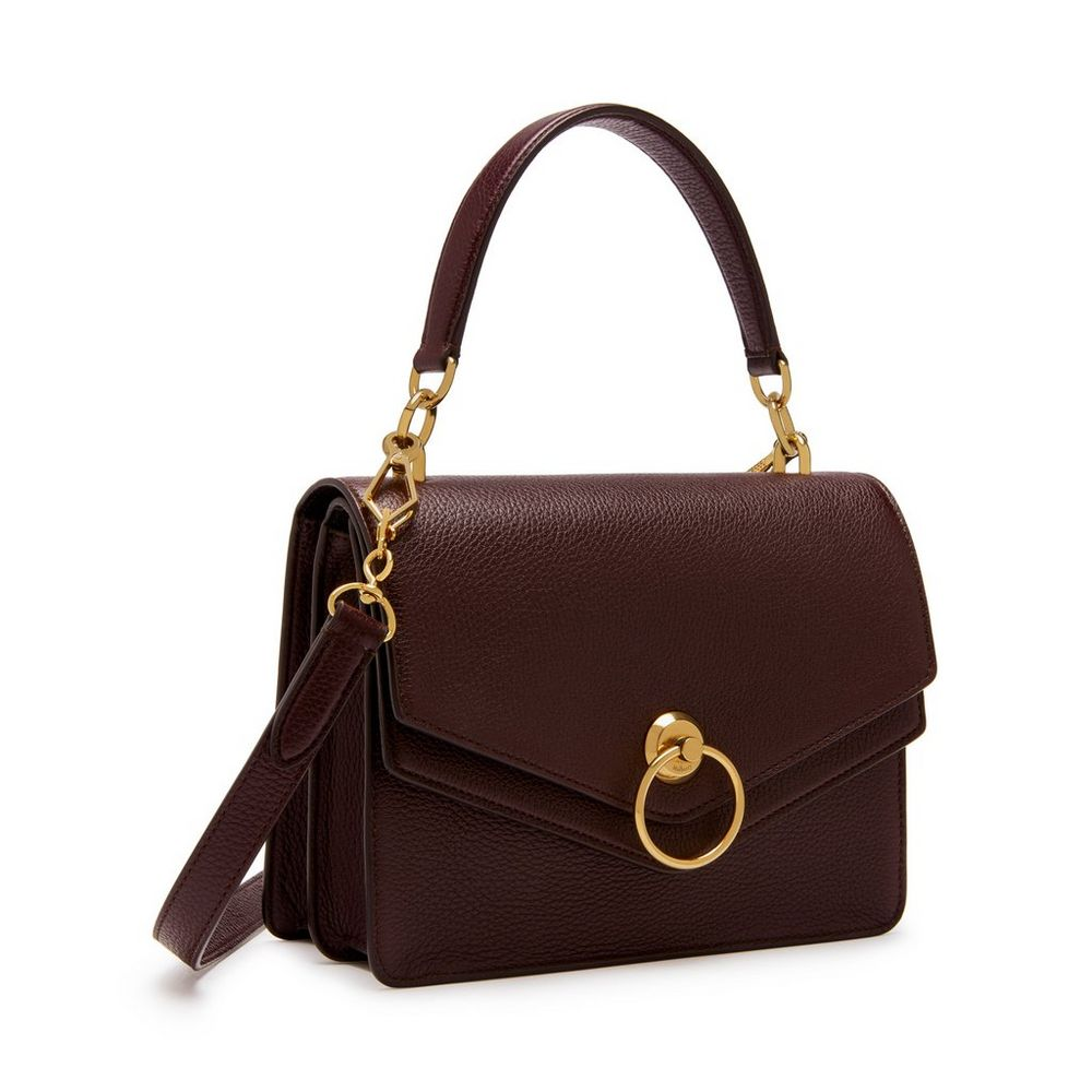 b0ca203c6958 Mulberry Harlow Satchel Bag Reference Guide