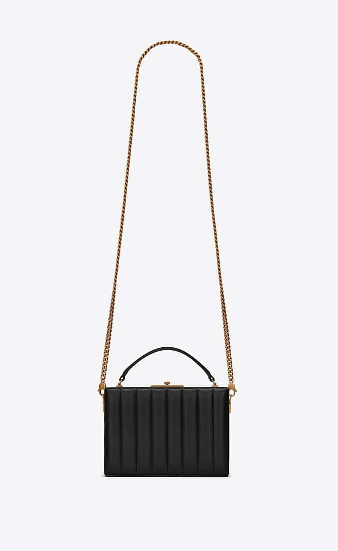 919dc72c394b YSL Cassandre Shoulder Bag Small Leather Goods in 2018