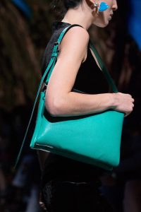 Balenciaga Turquoise Shoulder Bag - Spring 2019