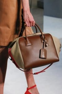 Burberry Brown Top Handle Bag - Spring 2019