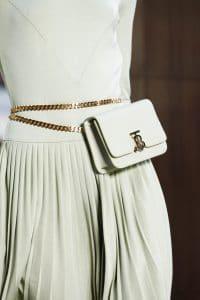 Burberry Mint Green Belt Bag - Spring 2019