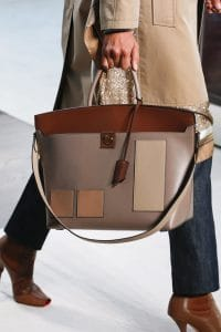 Burberry Taupe Tote Bag - Spring 2019