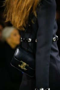 Celine Black C Bag 2 - Spring 2019