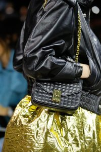 Celine Black Quilted C Bag - Spring 2019