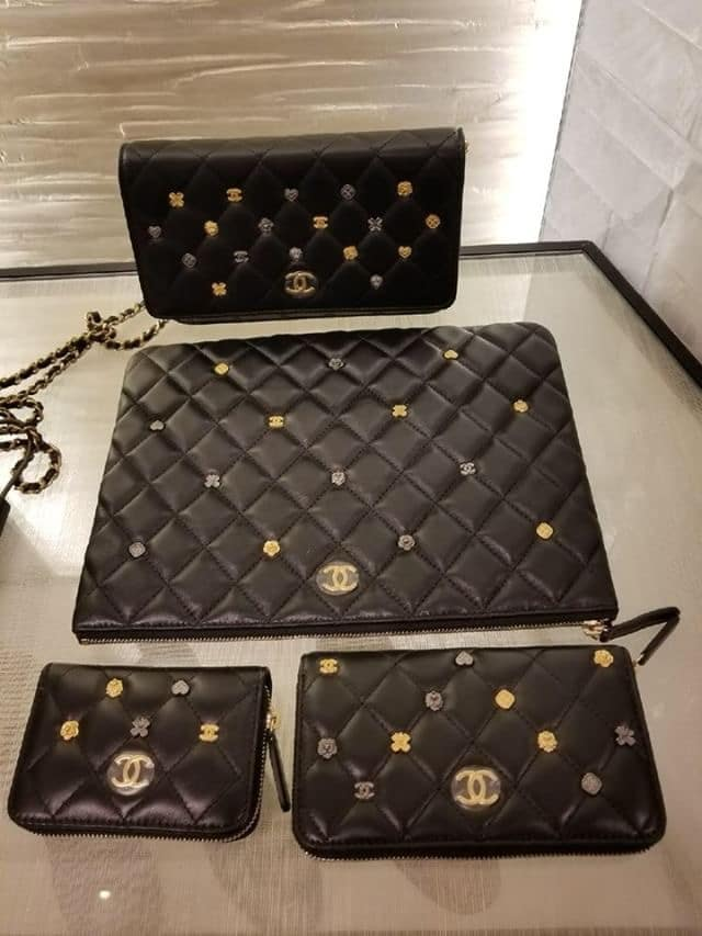 c1c16fa60b5e Chanel Classic 18K Charms Collection From Fall 2018