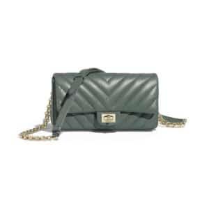 Chanel Green 2.55 Reissue Waist Bag