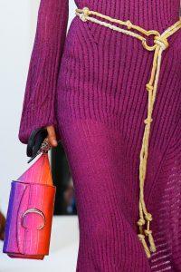Chloe Pink/Purple Ombre Belt Bag - Spring 2019