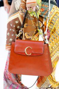 Chloe Sepia Brown Large Flap Bag - Spring 2019