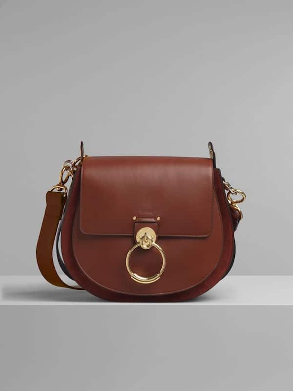 Chloe Fall/Winter 2018 Bag Collection Featuring The Tess ...