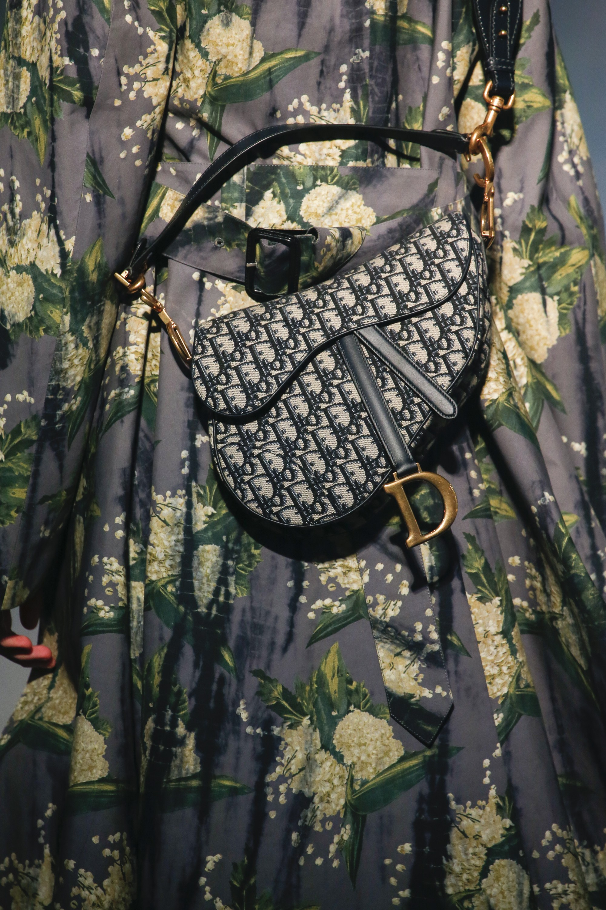 Dior Spring Summer 2019 Runway Bag Collection Spotted