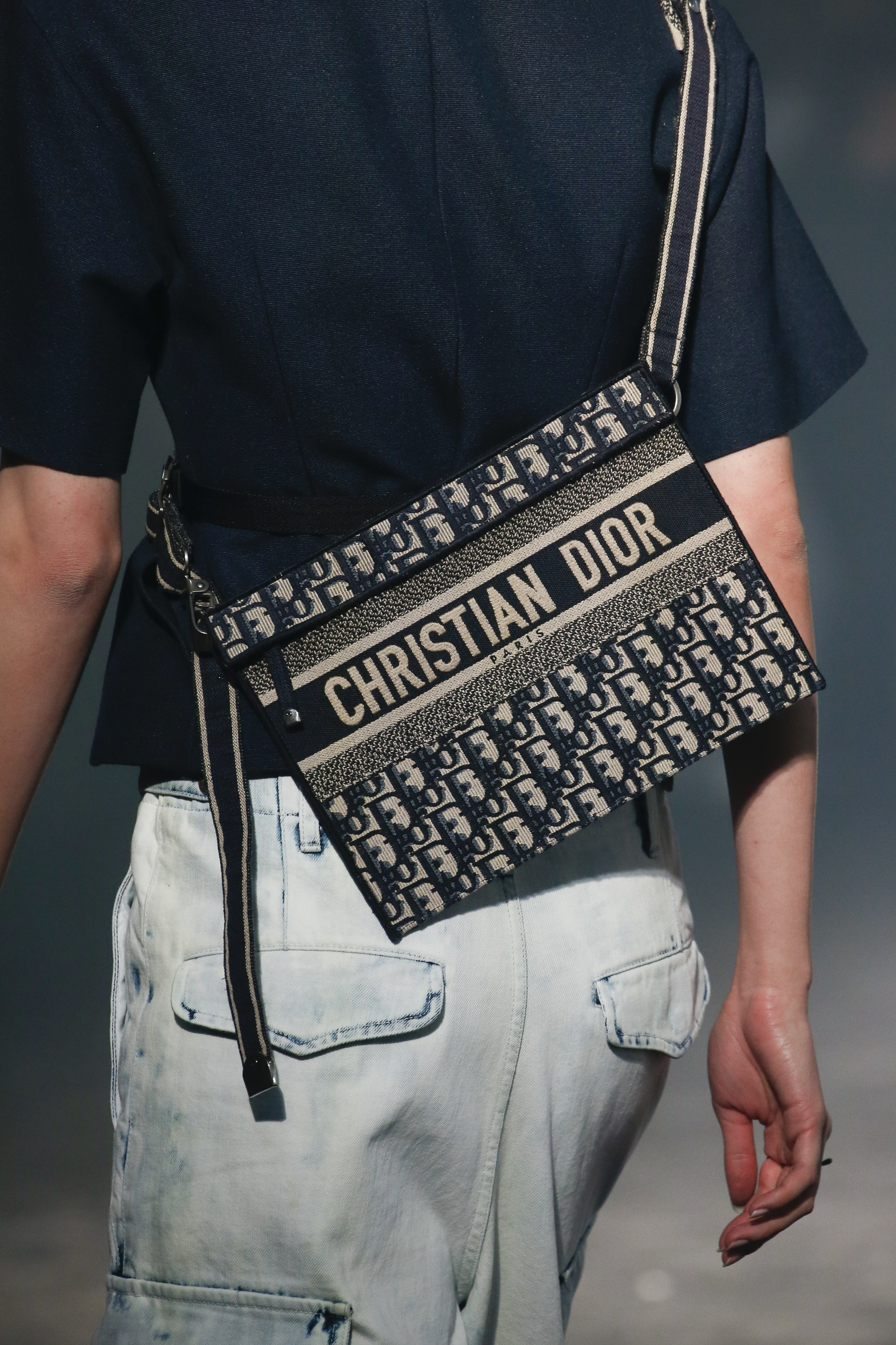 927c8ec6ffd Dior Spring Summer 2019 Runway Bag Collection Spotted Fashion