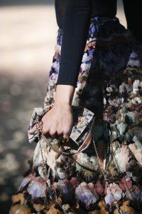 Dior Multicolor Beaded Clutch Bag - Spring 2019