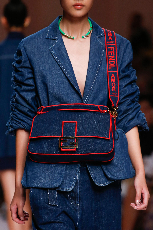 fendi spring  summer 2019 runway bag collection