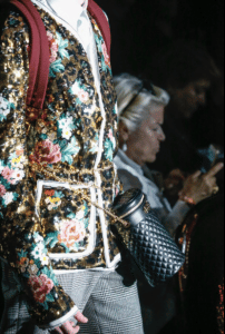 Gucci Black Quilted Crossbody Bag - Spring 2019