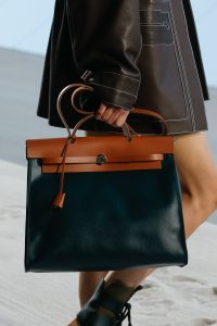 Hermes Black Herbag Bag - Spring 2019