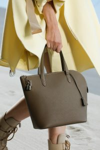 Hermes Taupe Top Handle Bag - Spring 2019