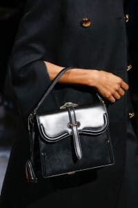 Prada Black Box Top Handle Bag - Spring 2019