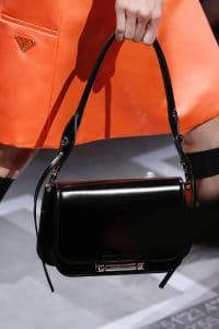 Prada Black Flap Bag 2 - Spring 2019