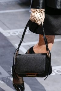 Prada Black Flap Bag - Spring 2019