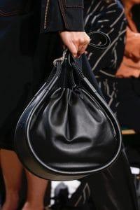 Proenza Schouler Black Hobo Bag 1 - Spring 2019