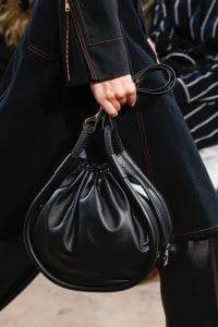 Proenza Schouler Black Hobo Bag 2 - Spring 2019
