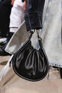 Proenza Schouler Black Hobo Bag 3 - Spring 2019