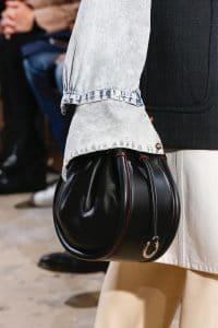 Proenza Schouler Black Hobo Bag 4 - Spring 2019