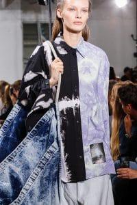Proenza Schouler Denim Oversized Tote Bag 1 - Spring 2019
